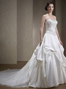 Ginza Wedding Gown - Kennith Winston Collection - Style #1495