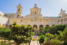 St. Dominic Convent, Rabat, Malta