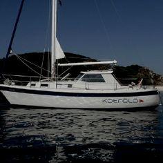 LM 30 Motorsailer Kotrolo - Islas Cies