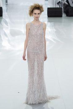 Chanel, París Alta Costura Primavera Verano 2014 #fashion #lujo