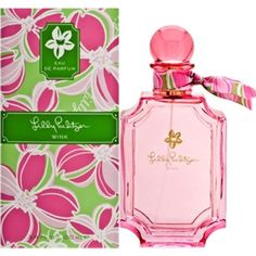 Wink by Lilly Pulitzer for Women oz Eau de Parfum EDP Spray… Perfume Sale, Hermes Perfume, Pink Love, Pink And Green, Lily Pullitzer, Celebrity Perfume, Miniature Bottles, White Lilies, Parfum Spray
