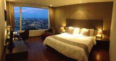 Cool bedroom in Kuching, Malaysia