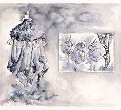 Bozzetto Dancing Cloud