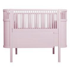 799   Sebra Kili Bed Baby & Junior - Roze
