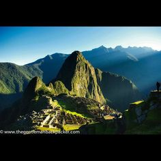 This coming week on The Gentleman Backpacker, we will feature Machu Picchu, Peru. In anticipation of this, we will host a small photo contest with a chance to be featured on Instagram and our website. Please follow us on Instagram and submit your best shots of Peru with #gentlemanbackpacker_peru  Winner will be announced later this week. Contest closes on Wednesday night, 11:59PM Pacific time. #sunrise #machupicchu #peru #view #travel #latergram #gentlemanbackpacker #photocontest ...