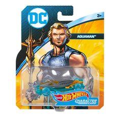 DC Aquaman Hot Wheels Car