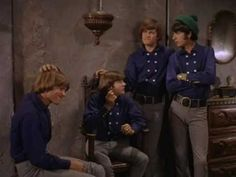 "The Monkees - ""I Was a Teenage Monster"" [Full Episode]"