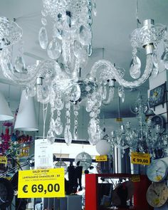 #saldispaziolibero  #lucispaziolibero #chandelier listino #199euro #ultimipezzi 69eurooo