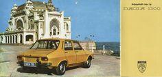 Dacia, prima iubire a multor români - reclamele făcute în anii 1970 | Historia