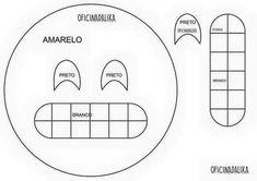 Moldes cojines de emoticones (1)