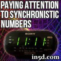 Do you see 11:11 often? How about numbers such as 2009, 12:35 or 333? Why do repetitive synchronistic numbers come into our lives and what do they mean?