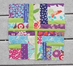 Diary of a Quilter - a quilt blog: Bee Blocks + end of summer