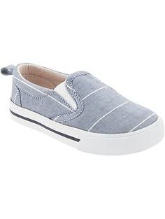 Canvas Slip-Ons for Baby | Old Navy