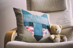 fuuss1 Rum, Throw Pillows, Fox, Blue, Crafting, Toss Pillows, Cushions, Decorative Pillows, Rome