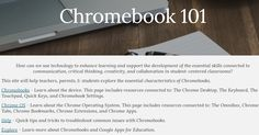 Chromebooks are great devices to support communication, collaboration, creativity, and critical thinking in future ready classrooms. Teacher...