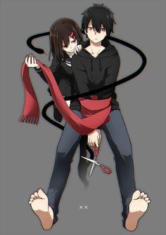 ayano x shintaro xx kagerou project Manga Anime, Anime Demon, Manga Art, Anime Love Couple, Cute Anime Couples, Kagerou Project, Handsome Anime Guys, Anime Life, Manga Pictures