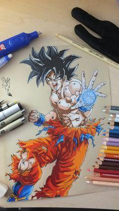 Goku Limit Breaker ( Ultra Insticnt )