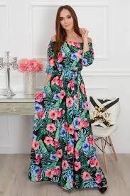 9dd53fb07a5652 33 najlepsze obrazy z kategorii Sukienki w kwiaty w 2018 r. | Suknie ...