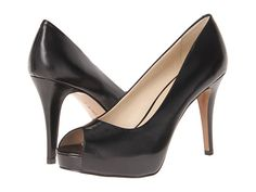 @jmspinterest21 - These are a little higher heel.  Nine West Camya Black Synthetic - Zappos.com Free Shipping BOTH Ways