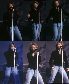 Shaggy Long Hair, Never Let Me Down, Some People Say, Jon Bon Jovi, Hottest Pic, His Eyes, Cat Art, Cool Bands, Rock N Roll