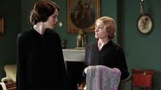 Anna and the rest of the house are worried about Mary at Episode one preview | Series four | Photos | Downton Abbey - ITV
