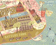 They Draw & Travel spotlight on August Empress's blog