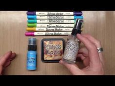 Distress Refresher | Ranger Ink and Innovative Craft Products