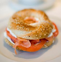 Strangest taxes in America - Yahoo! Travel (I think this could be a funny story teaching percents) Salmon And Creme Cheese, New York Bagel, Breakfast Recipes, Bakery, Bread, America, Meals, Yahoo Travel, Tax Free