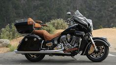 The new Indian Roadmaster.  I like that !