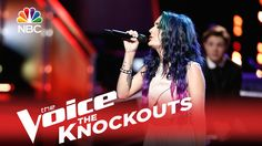 """The Voice 2015 Knockout - Ellie Lawrence: """"Cool for the Summer"""""""