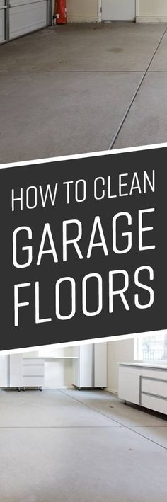 Because of cars, the lawn mower, tools, motorcycles and other outdoor equipment, dirt build-up and oil and grease stains are inevitable on a concrete garage fl Household Cleaning Tips, House Cleaning Tips, Diy Cleaning Products, Cleaning Hacks, Car Cleaning, Woodshop Tools, Woodworking Power Tools, Woodworking Shop, Woodworking Chisels