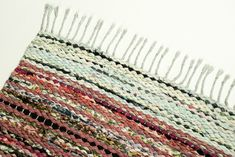 Swedish vintage rag rugs, handwoven in the 19th and 20th century of recycled textiles - each one unique. Welcome to a Scandinavian world of traditional lovely Swedish rugs for the livingroom, kitchen and other interior design.
