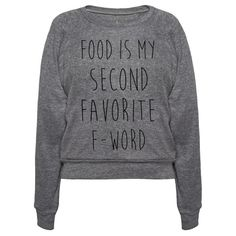 Show your love of grub and profanity with this funny food lovers shirt.