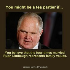 Or a Trump (3 marriages) follower? Just look at his team:  Bannon 3 marriages, Guliani 3 marriages, Gingrich 3 marriages. They complain that Hillary stayed and worked on her marriage. Now who has the Christian values?