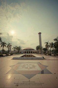 Mesjid Raya Sabilal Muhtadin,Banjarmasin,South Borneo