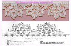 MIRIA crochets E DIPINTI: BARRADINHOS crochet N ° 416