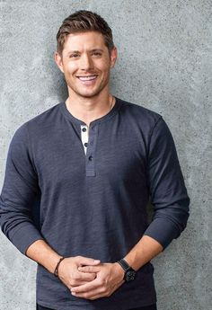 Jensen, EW cover shoot