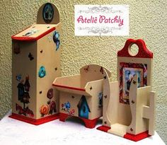 Ateliê Patchly  kit lavanderia