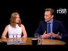 Tom Hiddleston Explains the Gothic Romance (Oct. 20, 2015) | Charlie Rose - YouTube