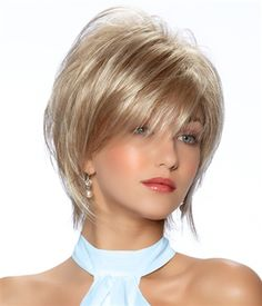 Shop our online store for blonde hair wigs for women.Blonde Wigs Lace Frontal Hair Deep Wave Hair Blonde From Our Wigs Shops,Buy The Wig Now With Big Discount. Frontal Hairstyles, Shag Hairstyles, Hairstyles 2016, Latest Hairstyles, Haircuts, Medium Hair Styles, Short Hair Styles, Real Hair Wigs, Blonde Wig