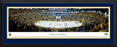 Nashville Predators Panoramic Picture - Bridgestone Arena NHL Panorama