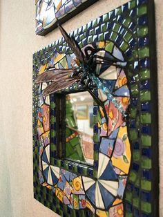 My Dragon Flies detail 2 | by Virginia Mosaics