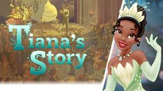 DISNEY PRINCESS - Tiana's Story - SUBSCRIBE