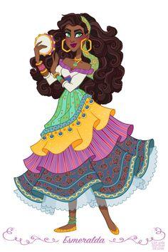 Esmeralda By Lee Ann DuFour Design