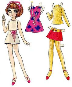RECORTABLES - Aninha - Picasa Web Albums * Google for Pinterest pals1500 free paper dolls at Arielle Gabriels The International Paper Doll Society also Google free paper dolls at The China Adventures of Arielle Gabriel *