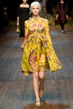 Dolce & Gabbana Fall 2014 Ready-to-Wear - Collection - Gallery - Style.com
