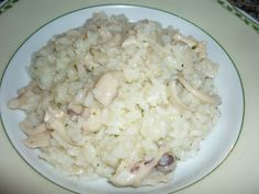 Cuttlefish risotto/Risotto alle seppie