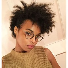 Twist Out by Didi-Stone Olomidé  | Pinned from ShortNaturalHairstyle.com (see hundreds of photo submissions from naturals just like you!)