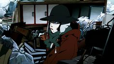 Old Anime, Anime Manga, Anime Art, Godfather Characters, Tokyo Godfathers, Satoshi Kon, Gifs, Japanese Film, Manga Artist