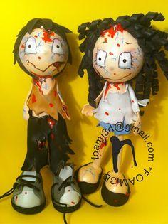 Fofuchas zombisss